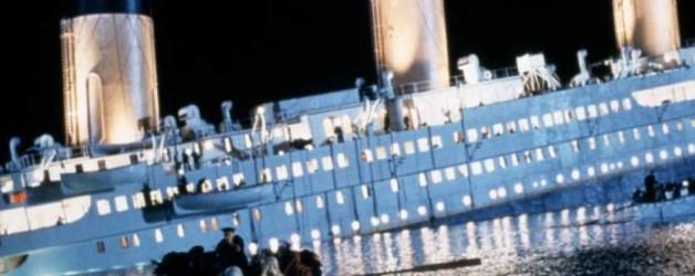 Фильм Титаник в 3D
