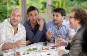 Фильм «О чем говорят мужчины» шашлык