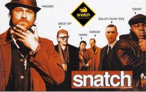 фильм snatch спиздили