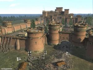игры стратегии Medieval teutonic