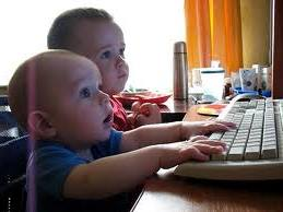 дети за компьютером_Deti za komp'iuterom