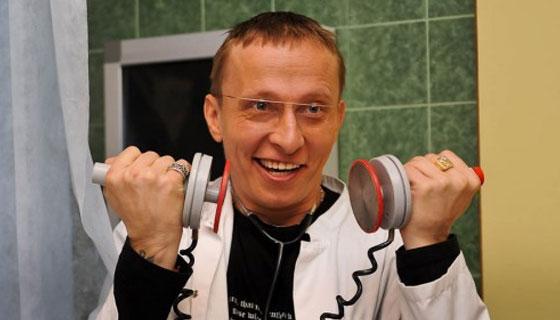 Интерны Иван Охлобыстин