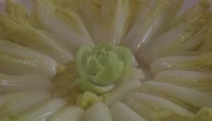 поварское кунг-фу, капуста с водой