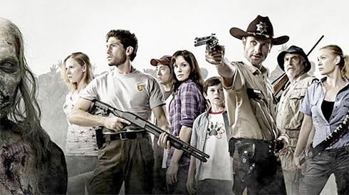 сериал Ходячие мертвецы_The Walking Dead