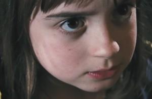 Пробуждающий лес, страшная девочка