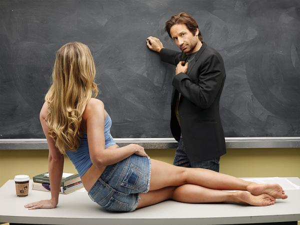 Блудливая Калифорния сериал_californication