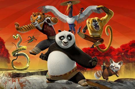 Кунг-фу Панда_Kung Fu Panda