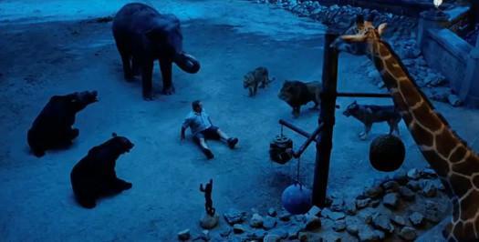 Мой парень из зоопарка_my paren zoo