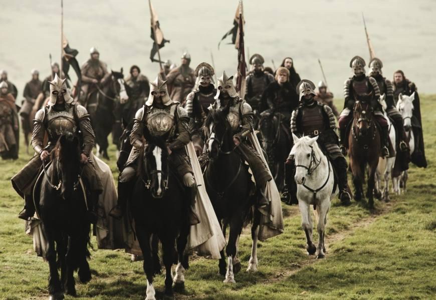 Игры престолов_Game of Thrones