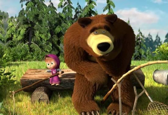 Маша и Медведь_masha i medved