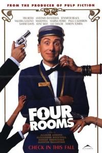 Four_rooms_Poster_Четыре комнаты