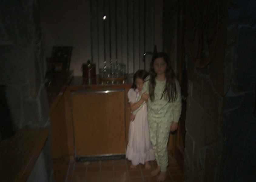 Паранормальное явление 3_Paranormal Activity