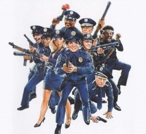 Police_Academy_Poster_Полицейская Академия