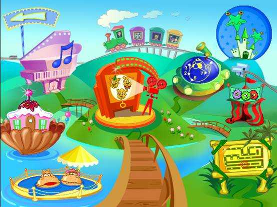 Компьютерные игры для детей_games deti