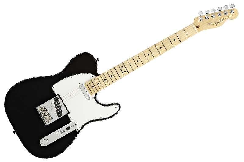 гитара Fender Telecaster_gitara fender telecaster