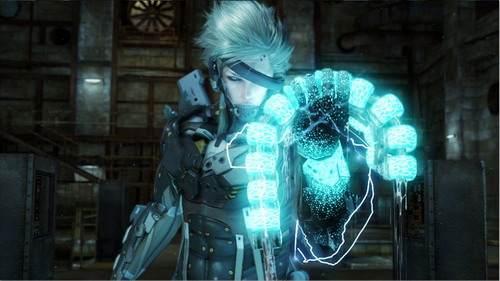 Metal Gear Solid rising