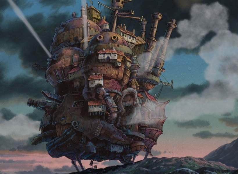 Ходячий замок_Hauru-no-ugoku-shiro