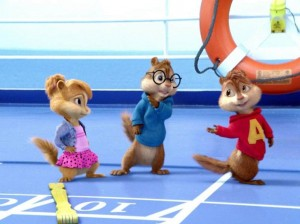 Alvin and the Chipmunks: Chipwrecked_Элвин и бурундуки 3
