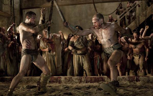 Спартак: Кровь и песок_Spartacus Blood and Sand