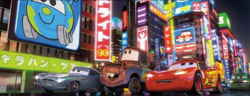 Тачки 2_Cars 2