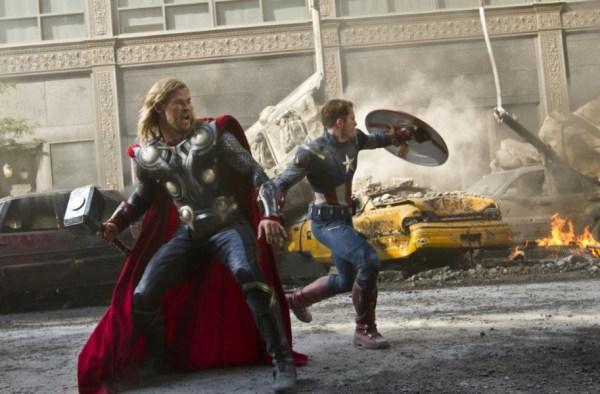 Мстители 2012_The Avengers 2012