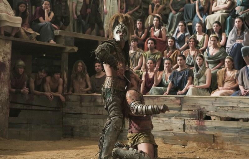 Спартак: Боги арены_Spartacus Gods of the Arena